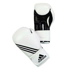 f1deb6ccd Luva de Boxe adidas Training 16 Oz Branca Preta