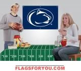 Penn State Nittany Lions Party Kit Raiders Flag, Oakland Raiders, Gator Party, Lion Party, Kansas State Wildcats, Ucla Bruins, Duke Blue Devils, Nittany Lion, Party Kit