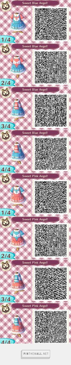 Blue and pink overall jumperskirt with shirt and angel wings