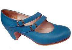 Modelo Granaína profesional Zapatos de flamenco Don Flamenco shoes - 98,00 €