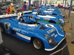 Sport-Prototypes Matra V12 http://webadmin.fr