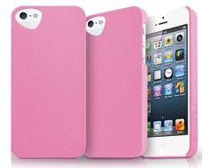 Itskins Granita Hard Shell Case for Apple iPhone 5 5S - Pink