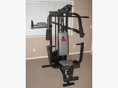 Online shopping from a great selection at Sports & Outdoors Store. Gym Weight Machines, Workout Machines, Fitness Machines, Gym Workouts, At Home Workouts, Multi Gym, Gym Weights, Home Workout Equipment, Weight Benches