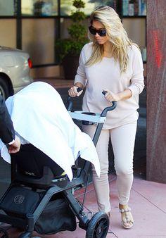 Kim Kardashian's Post-Baby Body Style