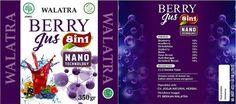 Walatra Berry Jus With Nanotechnology Kualitas Tinggi Nanotechnology, Herbalism, Berries, Website, Herbal Medicine, Blackberry