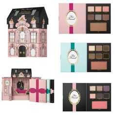 Too Faced Le Grand Chateau Set (limited edition holidays 2015), #beauty #wishlist