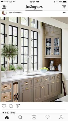 ikea kitchen cabinet doors sektion the black frame windows contrast the white beautifully beige kitchen cabinets cabinet paint colors day panty in this kitchen project is used for housing coffee and