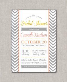#Bridal #Shower #Invitation