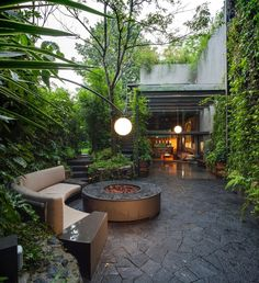 Home Designing — (via This Gorgeous Home Is A Nature Loving...