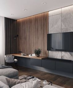 Modern Living Room – cozy home warm Home Room Design, Home Interior Design, Home Living Room, Living Room Decor, Bedroom Decor, Living Room Tv Unit Designs, House Paint Interior, Suites, Modern Room