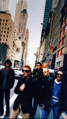 #Radiohead - NYC, march-april 1996 - By Roy Tee