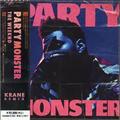 [NEW] [FREE] The Weeknd  Party Monster (KRANE Remix)