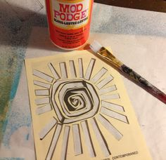 A Surcee Life: Create Your Own Stencils !