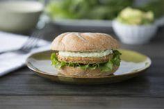 MorningStar Farms® Cilantro-Avocado Mediterranean Burgers