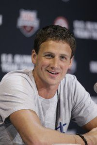 Ryan Lochte 2012 olympic swimming- 2 gold medals, 2 silver, and 1 bronze.