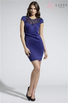 Buy Lipsy Necklace Gathered Shift Dress from the Next UK online shop