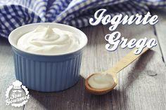 Iogurte Grego Fácil na Iogurteira   Sou Gourmet