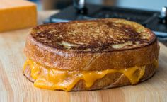 To celebrate National Grilled Cheese Day, Back Forty Beer Co. teamed up with Melt, a grilled cheese truck, to make the perfect grilled beer cheese sandwich.