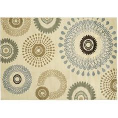 L.R. Resources Adana Medallion Rug