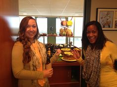 """A """"sweet"""" moment in the KI suite! A great day at Lambeau Field for football! #KIredzone"""