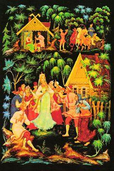 The Russian Bride Fairy Tale 106