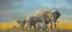 a colorful gateway jerry yarnell - Yahoo Image Search Results Love Painting, Artist Painting, Painting & Drawing, Acrylic Paintings, Art Van, African Animals, Painting Inspiration, Mammals, Horses