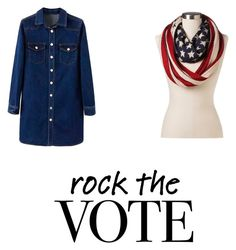 """""""Rock the vote"""" by jso44 ❤ liked on Polyvore featuring Sylvia Alexander"""