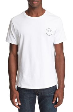 rag & bone 'Sour Face' Embroidered T-Shirt available at #Nordstrom