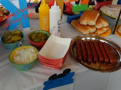 Mickey Mouse Clubhouse Birthday Party Food -3 of 5