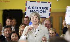 Theresa May confirma que las negociaciones sobre el Brexit comenzarán el 19 de junio