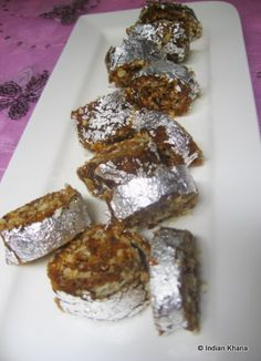 Figs and Dates Roll with Nuts
