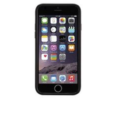 Carbon Alloy - Black / Silver - iPhone 6