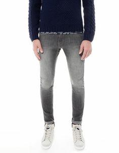 Bershka Hungary - Basic super skinny jeans