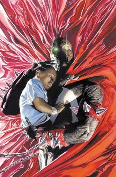 Spawn by Alex Ross.