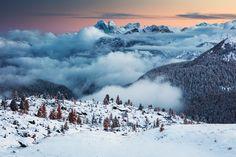 Fresh Snow by Martin Rak - Photo 141847401 - 500px