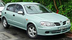 Nissan Almera N16 – 2000