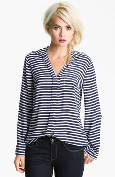 Splendid Stripe Top available at #Nordstrom