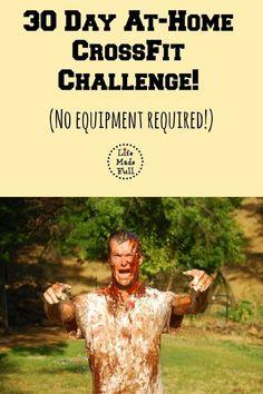 CrossFit Challenge | Beauty, Fitness & Health