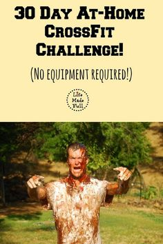 CrossFit Challenge | Beauty, Fitness & Health