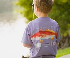 The Southern Marsh Outfitter Collection pays homage to the great outdoors with the Redfish -- one of the most popular sport fish in the United States. They a...