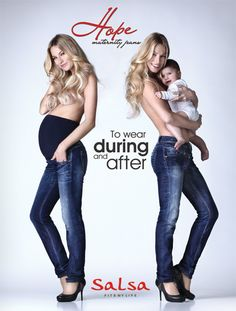 Maternity Jeans that Fit Before, During and After Pregnancy