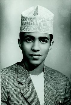 His Majesty (young)    A photo of His Majesty Sultan Qaboos Ibn Said. This rarity is now becoming increasingly popular. photo: flickr