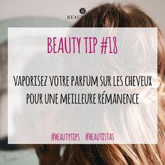 [Beauty Tip] Notre astuce du jour ! Et vous, quelles sont vos techniques pour un #parfum qui dure ? Bonne fin de journée à toutes !