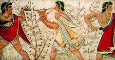 DE REYES, DIOSES Y HÉROES: El Origen De Los etruscos | Mundo Clásico | Scoop.it