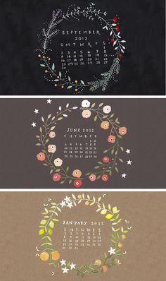 Poppy Journal // Dear Friend Wallpapers