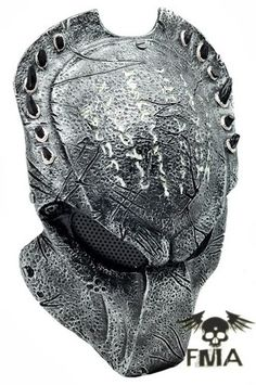 Predator Wolf BIO Paintball Airsoft Maske