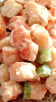 Jamie's Shrimp Salad.