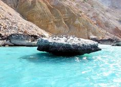 Nestled within the blue waters of the Indian Ocean is Socotra, a small island that's an offshore territory of Yemen. Located 220 miles from the mainland, Socotra, Reserva Natural, Islands In The Stream, Paraiso Natural, Exotic Places, Small Island, Places To See, Countryside, Beautiful Places