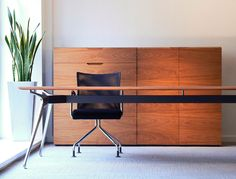 Omega - beautifully designed and made executive furniture.