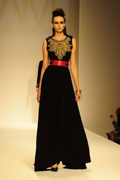 Altaf Maaneshia RTW Spring 2014 [Photo by Amy Graves]